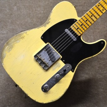 Fender Custom Shop Custom Built 1952 Telecaster Heavy Relic 【3.26kg】【送料無料】【お茶の水駅前店在庫品】