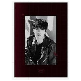 Kim Dong Han D-Day: 1st Mini Album (BLACK Ver.) CD