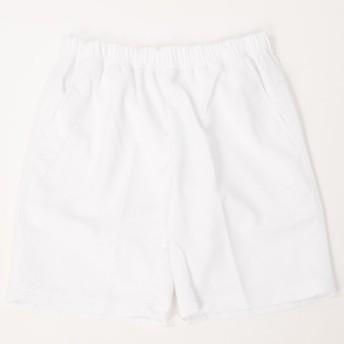 (セール)s.a.gear(エスエーギア)ラケットスポーツ ショーツ ハーフパンツ SA-Y16-201-032 メンズ ホワイト