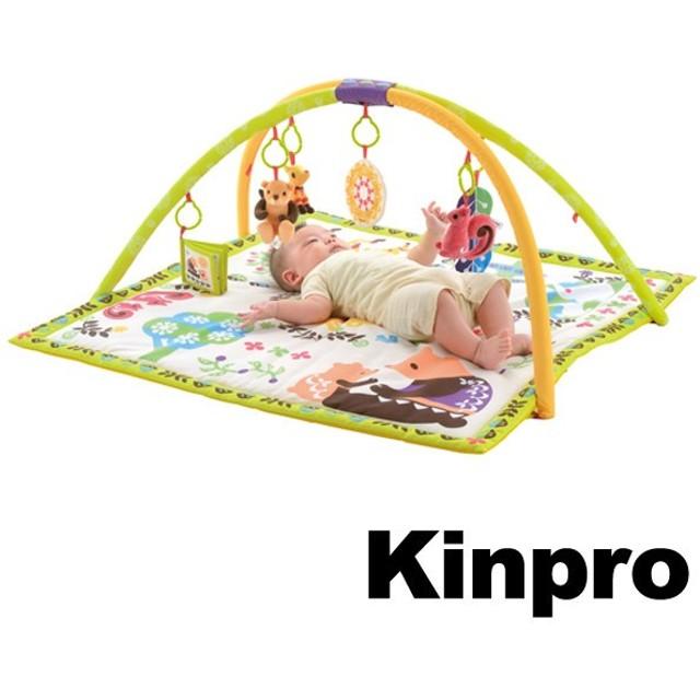 プレイジム リッチェル Kinpro キンプロ ベビーグッズ おもちゃ ( ベビージム プレイマット 出産祝い )