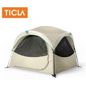 TICLA/ティクラ テント モハビ4/オイスターグレー/19950004 アウトドア キャンプ
