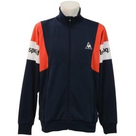 (セール)le coq sportif(ルコックスポルティフ) メンズスポーツウェア ウォームアップジャケット ウォームアップジャケット QB-550263 NVY メンズ NVY