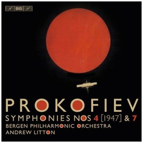 アンドルー・リットン Prokofiev: Symphony No.4 (1947), No.7 SACD Hybrid