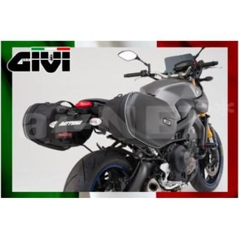 送料無料 GIVI ジビ 3D600 ELサイドバッグ 25L (91367)