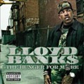 Lloyd Banks The Hunger For More CD