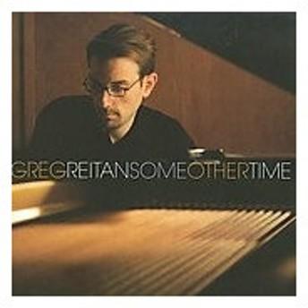 Greg Reitan Some Other Time CD