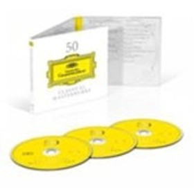Various Artists 50 Classical Masterworks CD