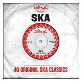 Various Artists Island Presents: Ska CD