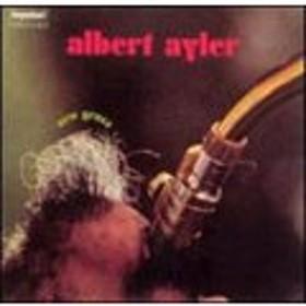 Albert Ayler New Grass CD