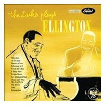 Duke Ellington The Duke Plays Ellington LP