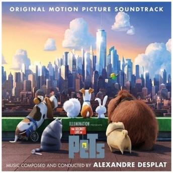 Alexandre Desplat The Secret Life of Pets CD