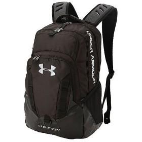 (セール)UNDER ARMOUR(アンダーアーマー)スポーツアクセサリー バッグパック UA リクルートバックパック AAL1218 メンズ ONESIZE BLK