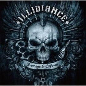 Illidiance DAMAGE & DEFORM CD