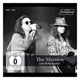 The Mission (UK) Live at Rockpalast [2CD+DVD] CD