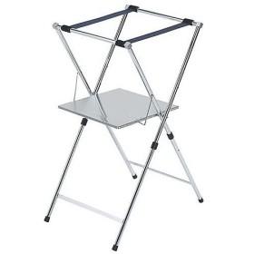 (セール)UNIFLAME(ユニフレーム)キャンプ用品 キッチンテーブル 一体型テーブル バーナースタンドII 611869