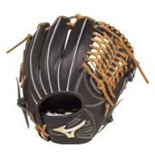 (送料無料)MIZUNO(ミズノ)野球 少年軟式グローブ ゴールデンエイジ軟式用【内野手用:サイズGA8】 1AJGY16003 09 ジュニア 09 09:ブラック