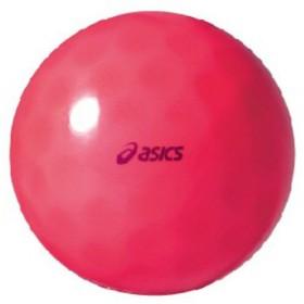 アシックス グラウンドゴルフ クリアーボール ディンプルSH GGG325 レッド F