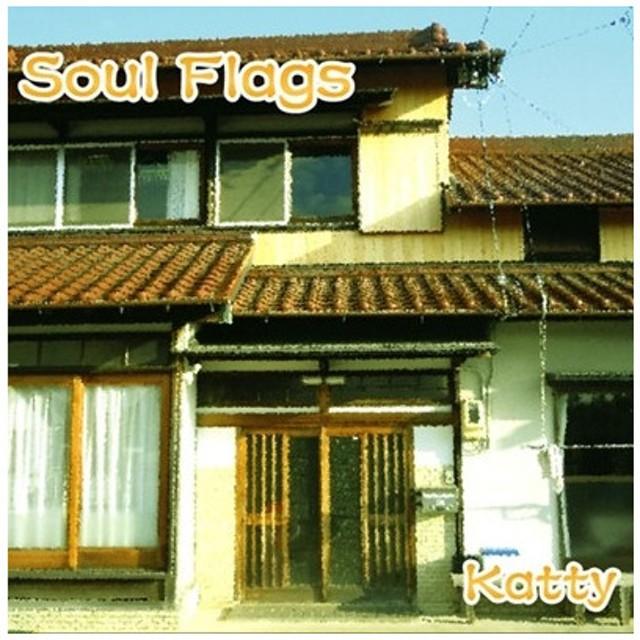 Katty Soul Flags 12cmCD Single
