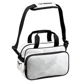 MIZUNO(ミズノ)野球 ショルダーバッグ チームバッグ ミニバッグ 1FJD402601 ホワイト