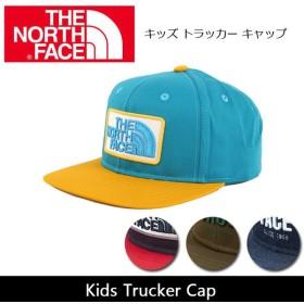 ノースフェイス THE NORTH FACE キャップ キッズ トラッカー キャップ Kids Trucker Cap  NNJ41705 【NF-HEAD・ACC】帽子 子供