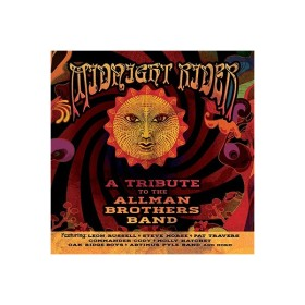 Various Artists Midnight Rider: Tribute To The Allman Brothers Band CD