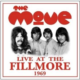 The Move ライヴ・アット・フィルモア・ウエスト1969 CD