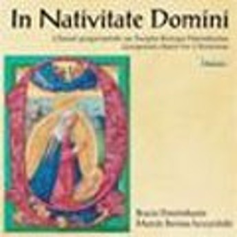 In Nativitate Domini:Gregorian Chant From Dominican Sources:The Dominican Friars Of The Holy Trinity Monastery CD