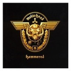 Motorhead Hammered CD