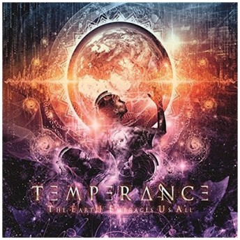 Temperance (Metal) Earth Embraces Us All CD