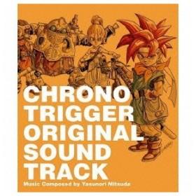 【DS版】クロノ・トリガー オリジナル・サウンドトラック [3CD+DVD] CD