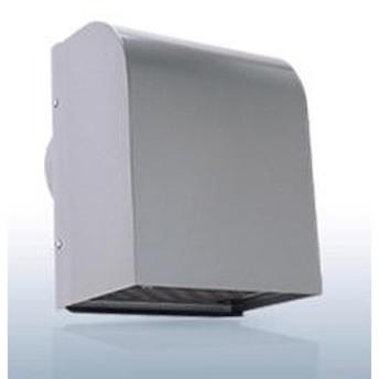 西邦工業 防音型製品 ステンレス製換気口 角型フード 金網型3メッシュ【WND100BFSC】 [♪■]