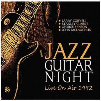 Various Artists Jazz Guitar Night/Live on Air 1992 CD
