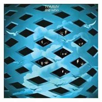 The Who Tommy LP