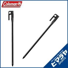 コールマン ペグ 30cm スチールソリッドペグ30cm 1PC 2000017188 Coleman