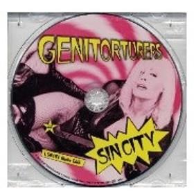 Genitorturers シンシティ 12cmCD Single