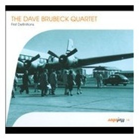 The Dave Brubeck Quartet First Definitions CD