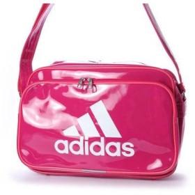 アディダス adidas エナメルバッグ エナメルバッグM DM8760 582 (ピンク)