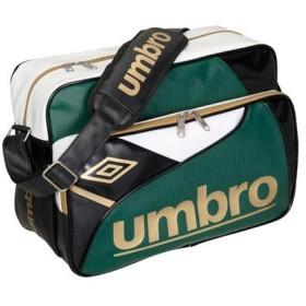UMBRO(アンブロ)スポーツアクセサリー エナメルバッグ ラバスポショルダー M UJS1311 DGD  F ユニセックス