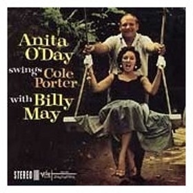 Anita O'Day Anita O'Day Swings Cole Porter With Billy May CD