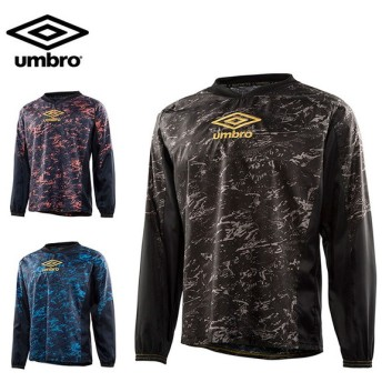 アンブロ UMBRO サッカーウェア ウインドブレーカージャケット ジュニア ストロングピステトップ UBA4737J