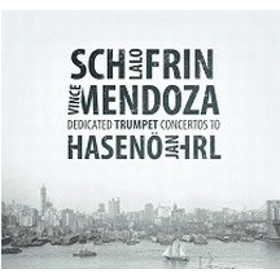 ヤン・ハーズネル Lalo Schifrin: Trumpet Concerto; Vince Mendoza: New York Stories CD