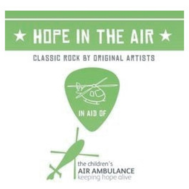 Various Artists HOPE IN THE AIR - CLASSIC ROCK BY ORIGINAL ARTISTS CD