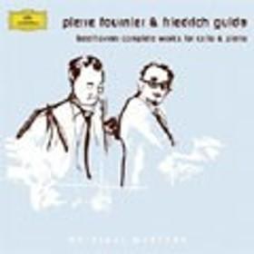 ピエール・フルニエ Beethoven: Complete Works for Cello & Piano CD
