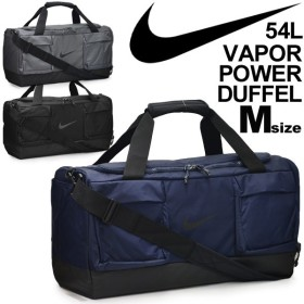 ダッフルバッグ メンズ レディース ナイキ NIKE ヴェイパー パワーダッフル Mサイズ 54L/スポーツバッグ ボストンバッグ 鞄 大容量 かばん/BA5542