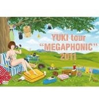 YUKI tour MEGAPHONIC 2011 【DVD】