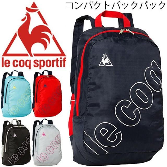 le coq sportif ルコック スポルティフ コンパクトバックパック QMALJA05