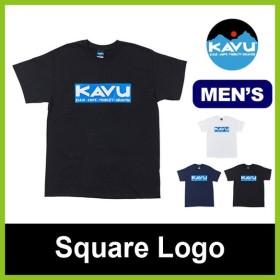 KAVU カブー スクエアロゴ