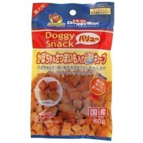 ドギーマンハヤシ 食品事業部 DSVカボチャ&サツマイモ彩りキューブ80