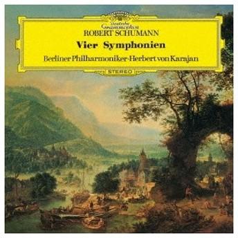 ヘルベルト・フォン・カラヤン/シューマン:交響曲全集 【CD】