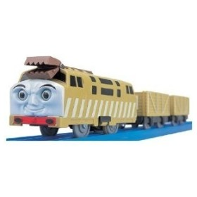 プラレール トーマスシリーズ TS-09 プラレールディーゼル10  おもちゃ こども 子供 男の子 電車 3歳 きかんしゃトーマス